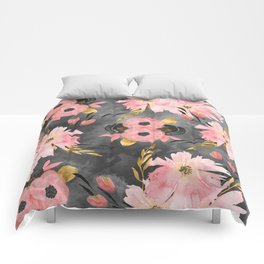 Night Meadow Comforters