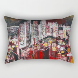 Dreaming of Los Angeles Rectangular Pillow