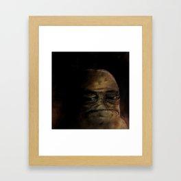 Procrastinato Framed Art Print