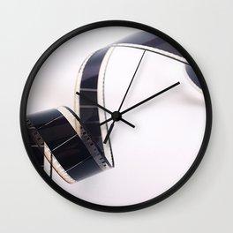 Tape Wall Clock