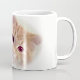 The Orange Fluffy One Coffee Mug