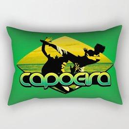 Capoeira Rectangular Pillow