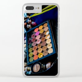 Colorshow Clear iPhone Case
