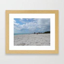 Vacation Framed Art Print