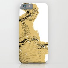 dissappearing act iPhone 6s Slim Case