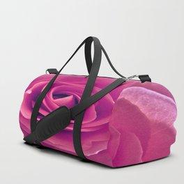 Pink Rose Duffle Bag