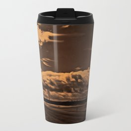 Another Place (Digital Art) Travel Mug