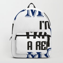 Tennis Mom Backpack