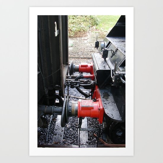 Age of Steam 7 Art Print