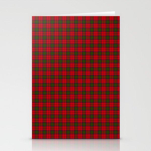 Grant Tartan Stationery Cards