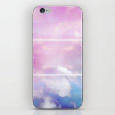 Pastel Sky II iPhone & iPod Skin