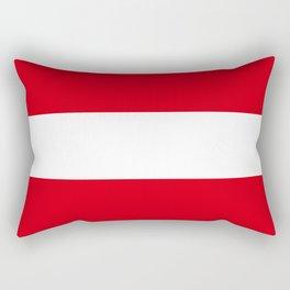 Flag: Austria Rectangular Pillow