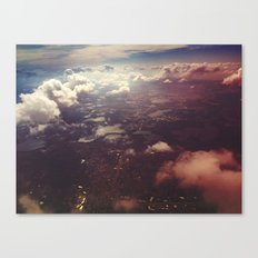 FLA from ABV Canvas Print