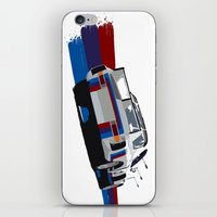 bmw iPhone & iPod Skins featuring BMW Art by SABIRO DESIGN