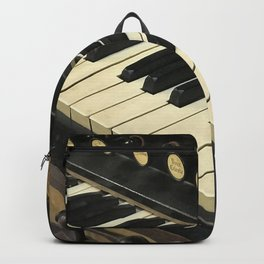 Organ Keys Backpack
