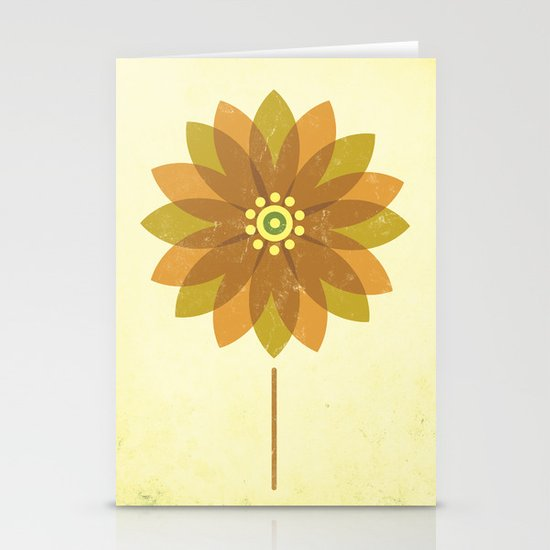 The Sunflower Stationery Cards