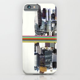 The Invisible Cities (dedicated to Italo Calvino) iPhone Case
