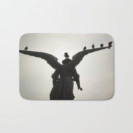 Angel in the Park Bath Mat