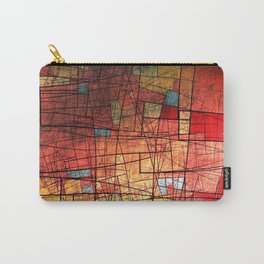 COLOR LINES Carry-All Pouch