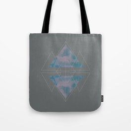North to South Tote Bag