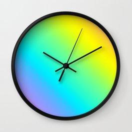 RNBW Wall Clock