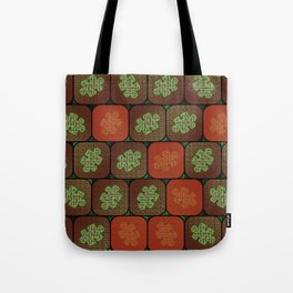 Information puzzle Tote Bag
