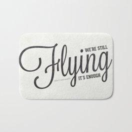 Firefly: We're still flying Bath Mat