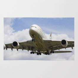 Etihad Airbus A380 Rug