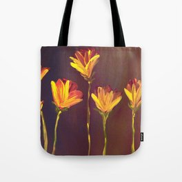 Bright Beauties Tote Bag