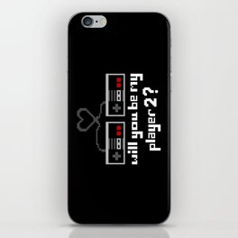 Player 2 iPhone Skin
