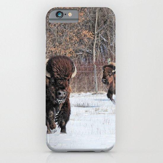 Running Wild iPhone & iPod Case