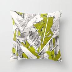 PURA VIDA ARMY Throw Pillow