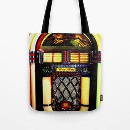 Wurlitzer Jukebox  Tote Bag