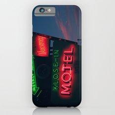 no tell iPhone 6s Slim Case