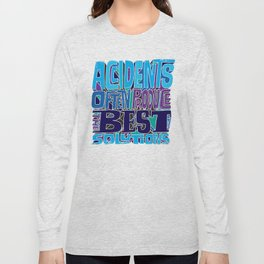 Accidents Long Sleeve T-shirt