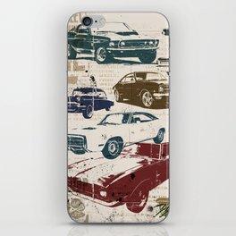 Dirty Classics iPhone Skin