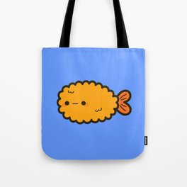 Cute prawn tempura Tote Bag