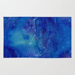 Constellation Cancer Rug