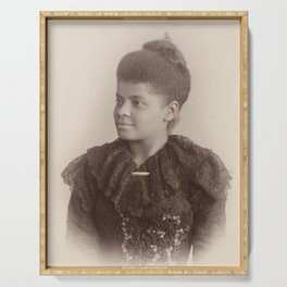 Ida B. Wells, 1893 Serving Tray