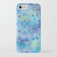 hologram iPhone & iPod Cases featuring Hologram by Marta Olga Klara