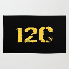 12C Bridge Crewmember Rug