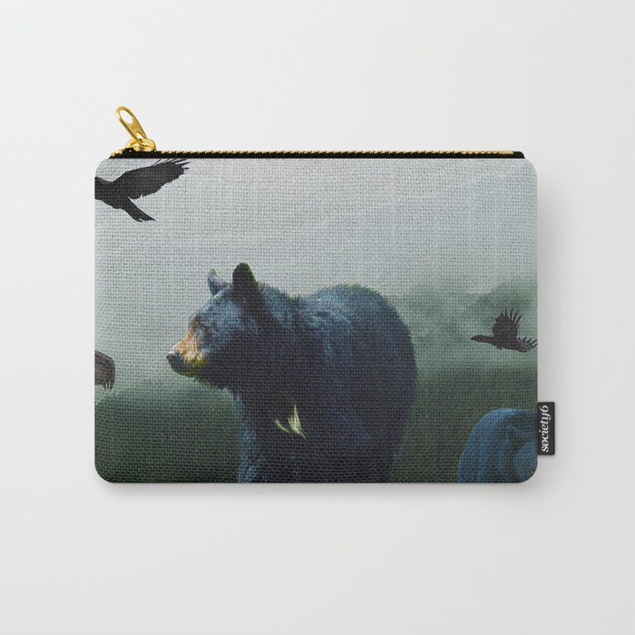 The Sacred Trail of the Great Bear Carry-All Pouch