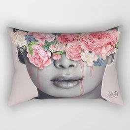 Sad eyes Rectangular Pillow