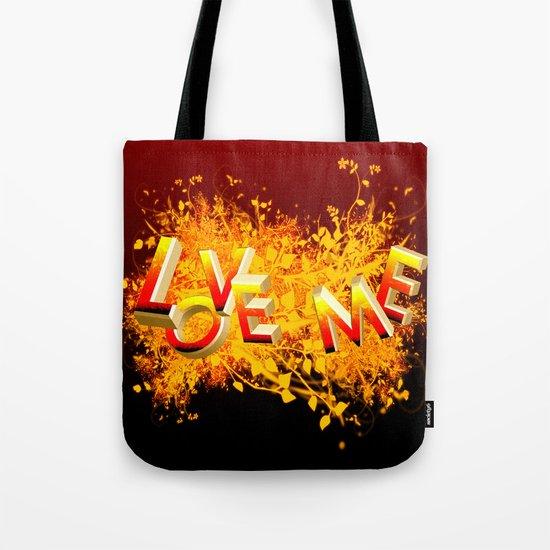 Love me! Tote Bag
