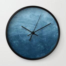 Niagara Ombre Smudge Wall Clock