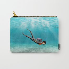 S.C.U.B.A. Diver Carry-All Pouch