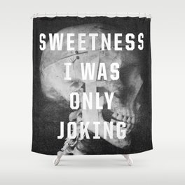 Sweetness Shower Curtain