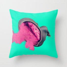 A Beautiful Mind Throw Pillow