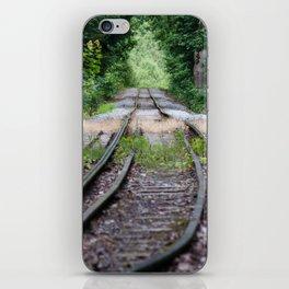 Forest Railroad iPhone Skin