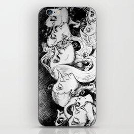 March of petulent iPhone Skin